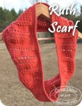 Ruth Scarf pattern by Divine Debris